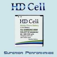HD Cell battery 3200mAh samsung Galaxy S4 GT-i9500 i9505 i9502 S4 LTE  B600BE/BU