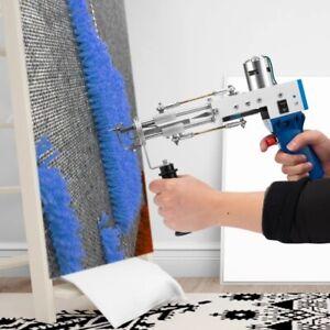 Flexible AC100-240V 70W Loop Pile Cut Pile Electric Tufting Gun for Carpet Using