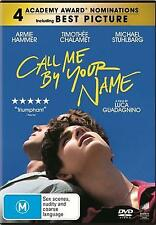 Call Me By Your Name DVD - Gay Interest