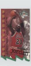 1995-96 Fleer NBA Jam Session Die-Cut Michael Jordan #D13 HOF