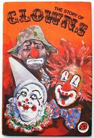 Vintage Ladybird Book - Clowns - Arts 662 - 24p - First Edition Good/Very Good