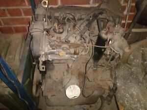Peugeot 205 1.8 diesel engine with fuel pump