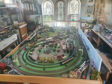 More details for model train layout 00 gauge all working complete system  £4,000