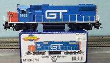 Athearn Genesis #G40735 - HO - Grand Trunk Railroad GP38-2 Road #5828
