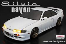 ABC-Hobby 66189 1/10 Nissan Silvia S14 Navan