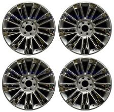 "22"" Cadillac Escalade ESV 2015 2016 2017 Factory OEM Rim Wheel 4740 Full Set"