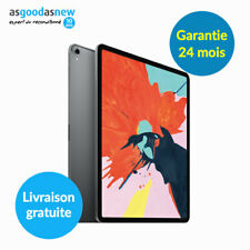 "Apple iPad Pro 12,9"" 2018 1To Gris Comme Neuf"