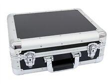 Roadinger CD-Case ALU Digital-Booking abgerundet schwarz