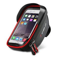 Motorcycle Bike Bicycle Phone GPS Bag Box Handlebar Mount Holder Waterproof Hot