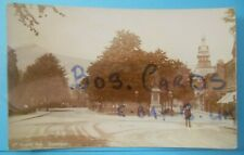More details for rp postcard c.1905 street scene st.peters hill grantham lincolnshire