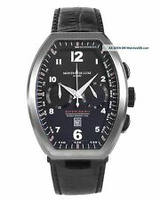Montres De Luxe Milano Estremo Made In Italy Titanium Men ' S Chronograph Watch
