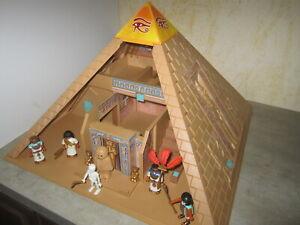 playmobil lot egypte