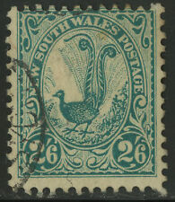 New South Wales   1903   Scott # 107   USED