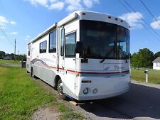 motorhome RV class A diesel pusher Winnebago Itasca Horizon 330 cat double slide