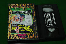 ITS A REVOLUTION MOTHER  Something Weird Video release VHS