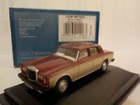 Bentley T2, Red, Sand, Model Cars, Oxford Diecast