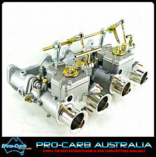 TWIN 40 DCOE FAJS ( WEBER ) CARBY TOYOTA CELICA 2T TA22 TA23 CARBURETOR PACKAGE