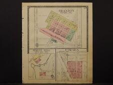 Minnesota, Douglas County Map, 1912, Brandon, Spruce Hill, Forada N5#26