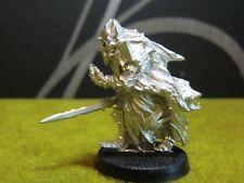 Warhammer LOTR-Castellan de Dol Guldur (metal raro pose 3)