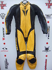 Dainese YoYo Ladies 1 piece race suit with hump uk 14 euro 46