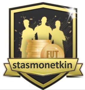 FIFA 22 coins (low price) 100к XBOX