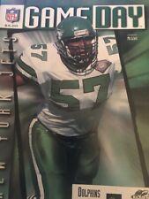 Miami Dolphins VS  New York Jets Game Day Magzine - September 3, 1995 (52 - 14)