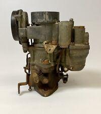 1948 Pontiac 652S Carburetor Carter NOS