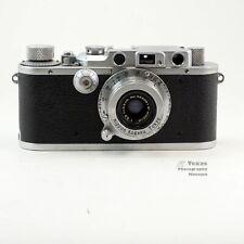 Leica DRP Rangefinder Ernst Leitz Wetzlar III Camera &  Nippon #310841 3.5 cm