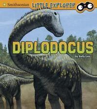 Diplodocus (Little Paleontologist) Lee, Sally Library Binding