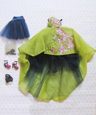 """Outfit Dress Fashion Royalty Anja: Regal Solstice 12"""" Doll"""