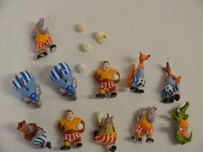 Ü - Ei Figuren 11 Stück  - Die Dribbel Boys 1990 - ohne Beipackzettel