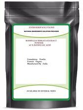 Boswellia Serrata Extract Powder (  65% Boswellic acid )  Pure And High Quality