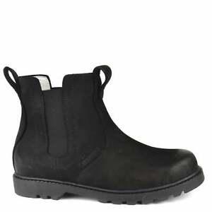 Shepherd of Sweden Men's Klas Black Outdoor Boot