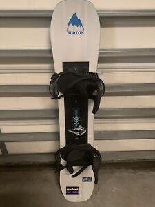 Burton Process Smalls Snowboard 142cm