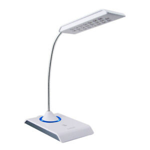 LED USB Flexible Gooseneck Lamp Desk Reading Light Bedroom Study Daffodil LEC200