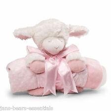"""Baby Gund - Winky Blanket Set - Pink - 31.5"""""""