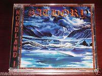 Bathory: Nordland I CD 2002 1 Black Mark AB Productions Sweden BMCD666-18 NEW