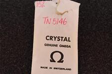 VINTAGE ORIGINAL OMEGA SPEEDMASTER PROFESSIONAL CRYSTAL  #TN5146 PREMOON + MOON