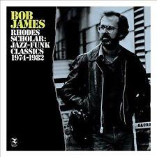 Bob James - Rhodes Scholar: Jazz-Funk Classics 1974-1982 (2 Audio CD 2013 ) NEW