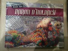 """800 EX """"BARON D' HOLBACH"""" T2- DENIS SIRE-ZANPANO 2013- NEUF BLISTER- PIN UP MOTO"""