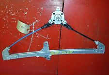 2006 VAUXHALL AGILA driver side front manual window regulator