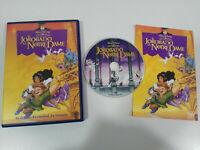El Jorobado de Notre Dame Los Clasicos de Walt Disney DVD Español English