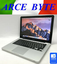 "APPLE MACBOOK PRO 13"" INTEL CORE i5 * FATTURABILE * SUPERPREZZO * SCONTATISSIMO"