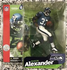 "McFarlane 2003 NFL Series 6 ""SHAUN ALEXANDER"" Seattle Seahawks, NEW & Sealed"