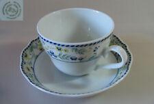 TCM Tchibo Blau Teegedeck Kaffeegedeck Tasse Teller