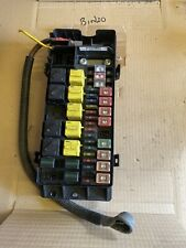 LAND ROVER DISCOVERY 1 TD5 2.5 1998-2004 UNDER BONNET FUSE BOX YQE103800