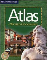 Atlas of World Geography Rand McNally
