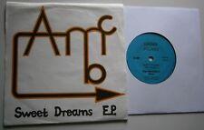 "ALAN McCULLOCH BAND: Sweet Dreams E.P. (Linden Sounds)  1980   7"" -  Power Pop"