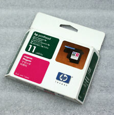 New & Sealed, Genuine HP 11 C4812A Magenta Printhead (Dated: 2004 / 2003)