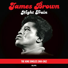 James Brown : Night Train: King Singles 1960-62 VINYL (2015) ***NEW***